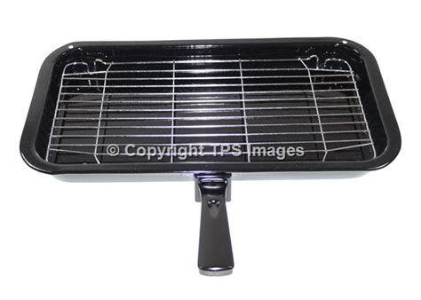 Rack And Grill by Large Grill Pan With A Large Wire Rack And Grill Pan Handle