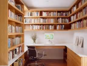 Small Library At Home Home Library Design Small Space Home Landscaping