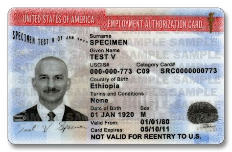 how to make employment card uscis