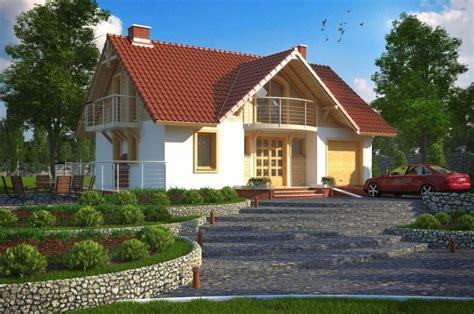 casas con chimenea planos de casas con balcon y chimenea