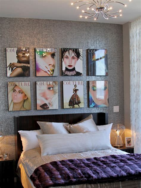 art for bedroom photos hgtv