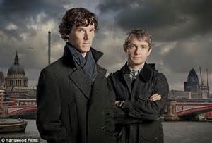 Benedict Cumberbatch Reveals He Almost Turned Down Sherlock Holmes Daily Mail Online