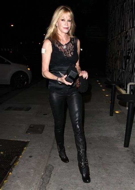 Cargo Jogger Black By Manly Foster melanie griffith in get dinner in west
