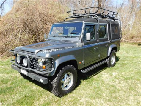land rover 1985 1985 land rover defender 110