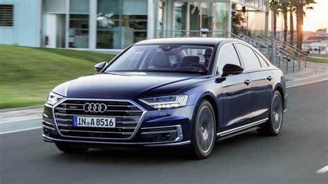 Audi A8l by 2019 Audi A8l Drive Futuristic Flagship Autoblog