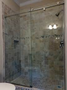 How To Install Glass Shower Doors Can You Get Coated Glass For Easier Cleaning Is This More Up To Date Vs Framed Doors Or Block