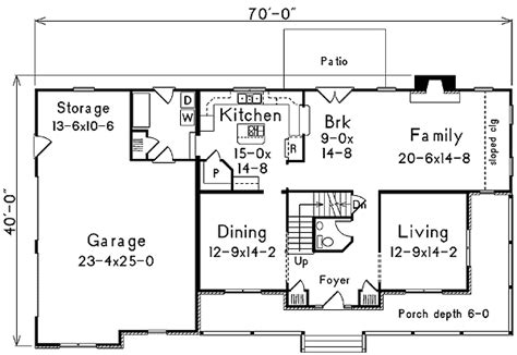 functional floor plans charming house spacious and functional 5706ha 2nd