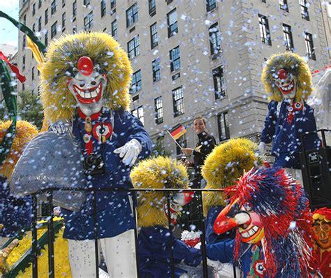 german american steuben parade  york