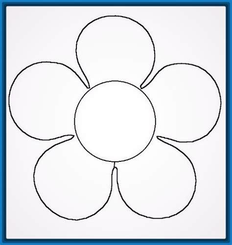 imagenes de paisajes sencillos para dibujar dibujos para colorear flores sencillas archivos dibujos