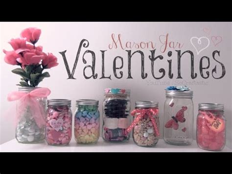 room gifts diy jar valentines easy gifts room decor how to