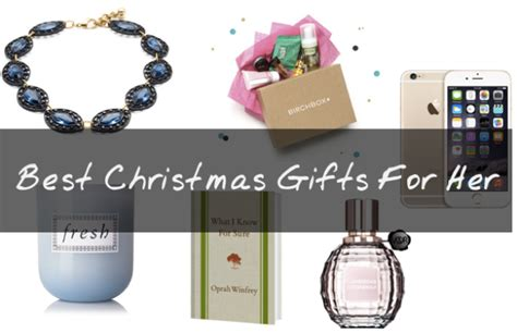 christmas gifts for her 2016 best gifts ideas for her fit fab