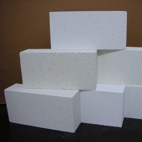 ceramic insulation refractory ceramic insulation brick for glass furnace