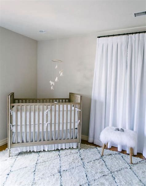 Nursery With Caddy Corner Crib Transitional Nursery Corner Crib Bedding