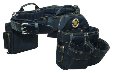 electrician tool belt electrician s heavy duty tool belt and bag combos