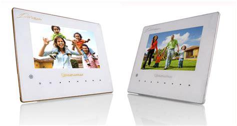 Cornice Digitale Touch Screen by Touchscreen E Ultra Slim Ecco La Nuova Cornice Diunamai
