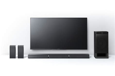 sony ht rt soundbar home theater system review news