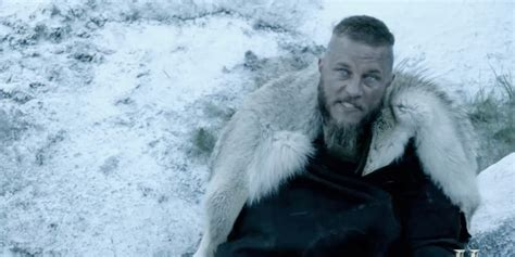 does ragnar have short hair in season 3 vikings closer look at season 3 preview time slips