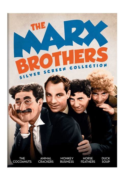 the marx brothers happy confidential books the marx brothers silver screen collection groucho zeppo