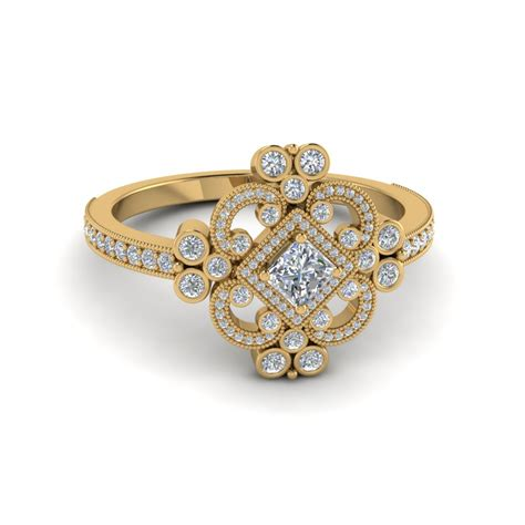 Shop Engagement Rings by Princess Cut Engagement Rings Shop Engagement