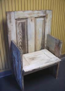 Furniture Made From Old Doors The Art Of Up Cycling Diy Furniture Really Cool