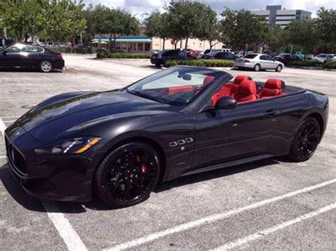 Used Maserati Miami by Maserati Granturismo For Sale In Miami Fl Carsforsale