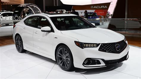 acura tl and tsx 2018 acura tlx a spec new york 2017 photo gallery autoblog