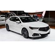 2018 Acura TLX A Spec New York 2017 Photo Gallery  Autoblog