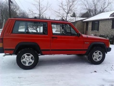 Jeep 6 Cylinder Purchase Used Jeep 2 Door 5 Speed 4 0 6 Cylinder