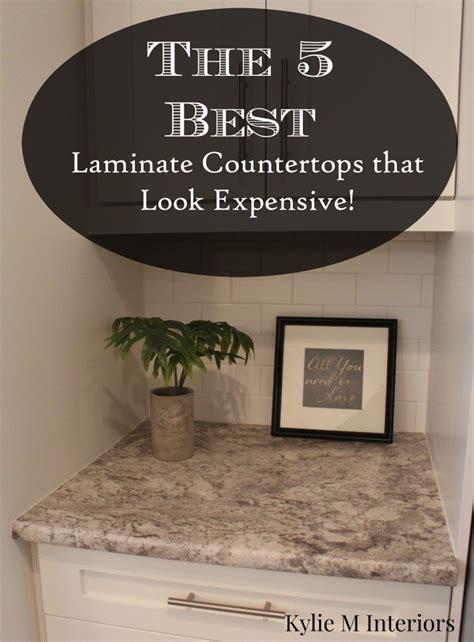 laminate countertops    real granite