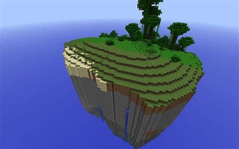 skyblock map the floating isles a skyblock survival map minecraft project