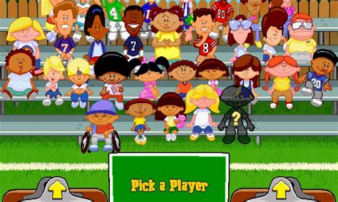 backyard footbal triyae com ultimate backyard football various design