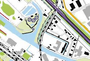 opblaasboot groningen stamspoorlijn groningen eemskanaal fotoverslag op dood spoor
