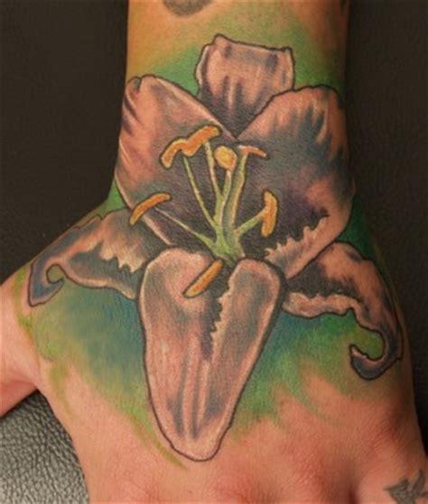 tattoo johnny flower designs tattooed heart studios tattoos johnny love lily