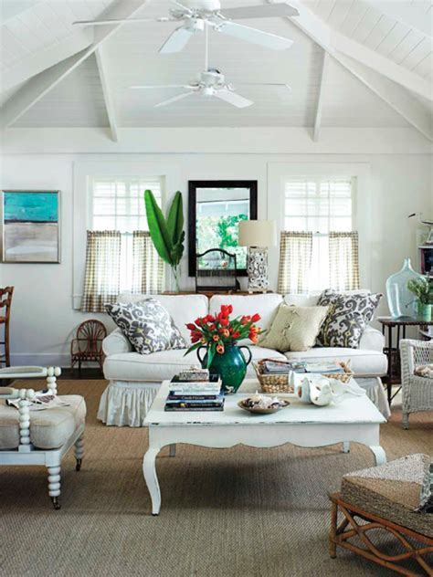 cottage livingrooms beach cottage living room beach house pinterest
