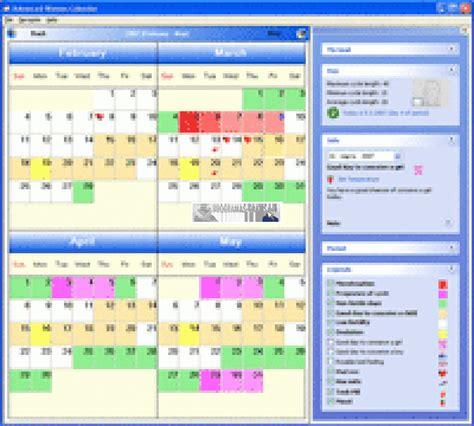Calendarios De Ovulacion Im 225 Genes De Calendario De Ovulaci 243 N 4 2