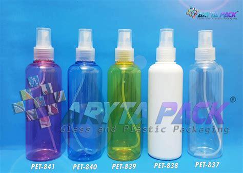 Pet1336 Botol Plastik 250ml Pet Joni Tutup Spray Pistol Hitam jual botol plastik pet 250ml joni bening tutup spray pet837 harga murah jakarta oleh