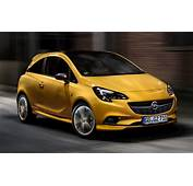 Opel Corsa OPC Line 2015 Wallpapers And HD Images  Car