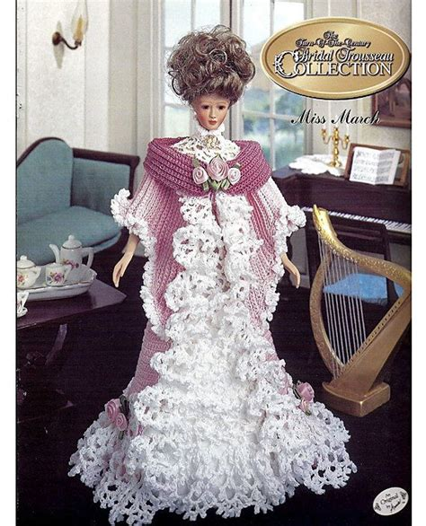 Miss March Dress by The Turn Of The Century Bridal Trousseau Collection Miss