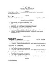 resume template example of resumes simple resume example simple example of resume templates resume templates examples