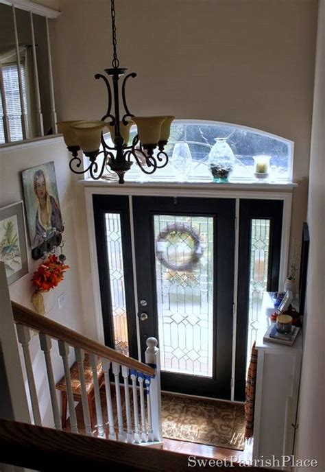 split level entryway split level entry way house face lift pinterest