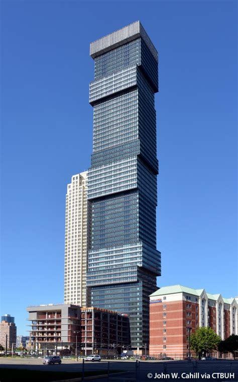 jersey city urby  skyscraper center