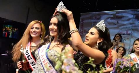 Sabina Syari by Syrian Fabiola Al Ibrahim Crowned Miss Arab Usa 2015
