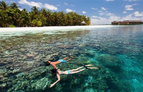 best resort maldives best maldives resorts for snorkeling