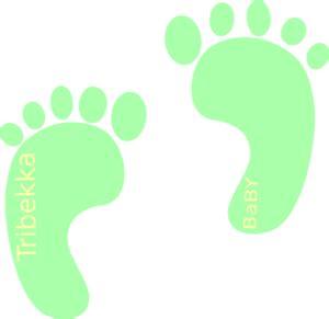 Baby Boy Footprints Clipart Best Baby Footprint Designs 2