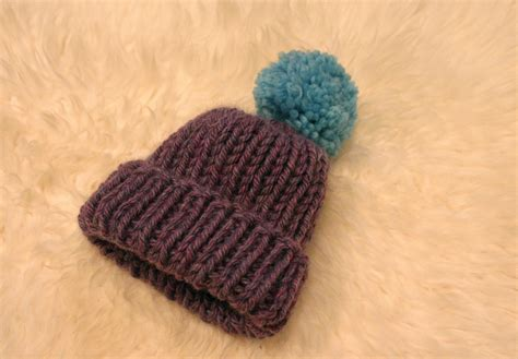 hat pattern chunky yarn hat love is all you knit