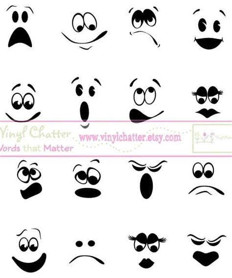 personalized ghost faces diy iron on decal 7 00 via