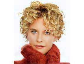 meg city of hair short curly hairstyles for women