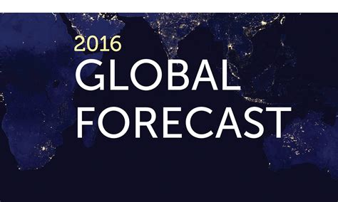 search center for strategic and international studies 2016 global forecast center for strategic and