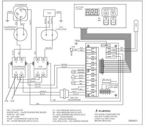 airtemp heat wiring diagram gallery wiring diagram