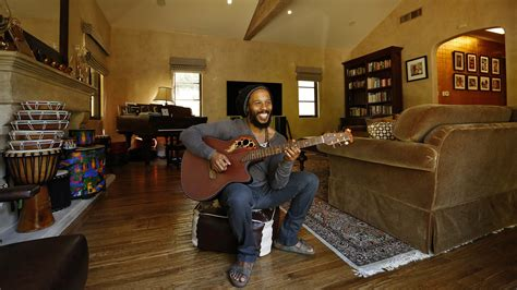 Marleys Kitchen by Favorite Room Ziggy Marley S Library Tv Room Relaxes